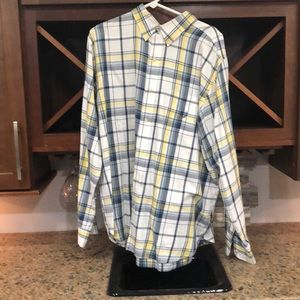 Chaps men's XL dress shirt